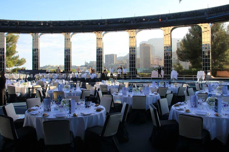 Sporting club de Monaco tables
