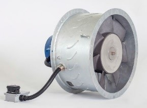 ventilateur ferroviaire et industriel