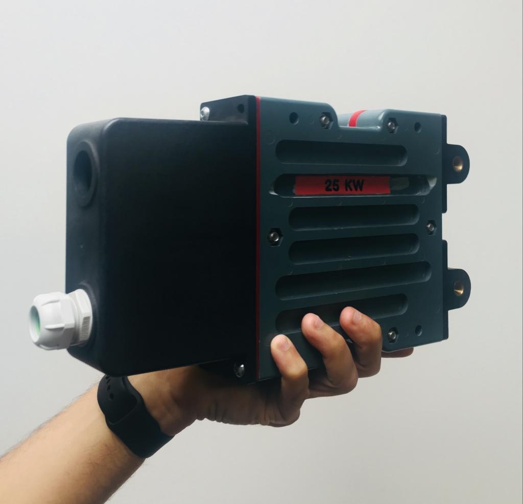 Resistance à refroidissement EV2